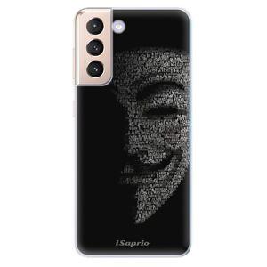 Odolné silikónové puzdro iSaprio - Vendeta 10 - Samsung Galaxy S21