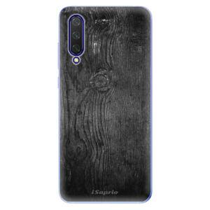 Odolné silikónové puzdro iSaprio - Black Wood 13 - Xiaomi Mi 9 Lite