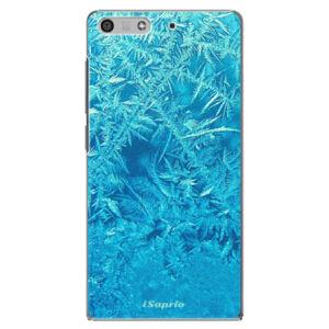 Plastové puzdro iSaprio - Ice 01 - Huawei Ascend P7 Mini