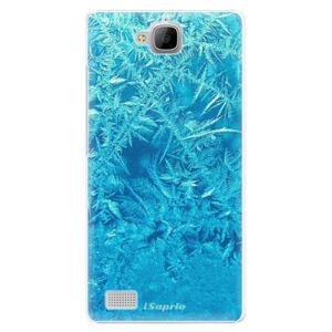 Plastové puzdro iSaprio - Ice 01 - Huawei Honor 3C