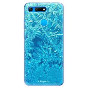 Odolné silikonové pouzdro iSaprio - Ice 01 - Huawei Honor View 20