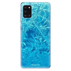 Odolné silikónové puzdro iSaprio - Ice 01 - Samsung Galaxy A31