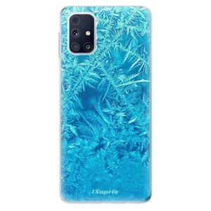 Odolné silikónové puzdro iSaprio - Ice 01 - Samsung Galaxy M31s