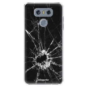 Plastové puzdro iSaprio - Broken Glass 10 - LG G6 (H870)