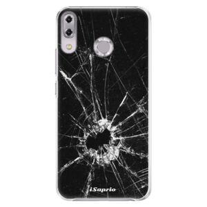 Plastové puzdro iSaprio - Broken Glass 10 - Asus ZenFone 5Z ZS620KL