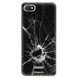 Odolné silikónové puzdro iSaprio - Broken Glass 10 - Xiaomi Redmi 6A