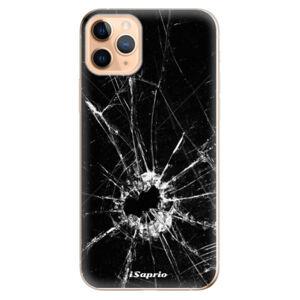 Odolné silikónové puzdro iSaprio - Broken Glass 10 - iPhone 11 Pro Max