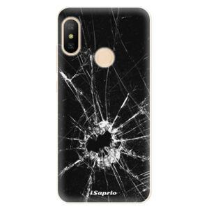 Odolné silikónové puzdro iSaprio - Broken Glass 10 - Xiaomi Mi A2 Lite