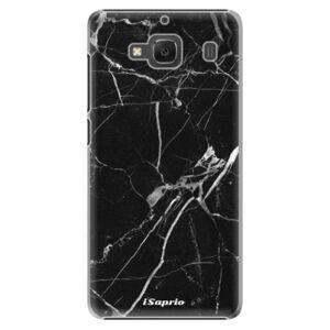 Plastové puzdro iSaprio - Black Marble 18 - Xiaomi Redmi 2