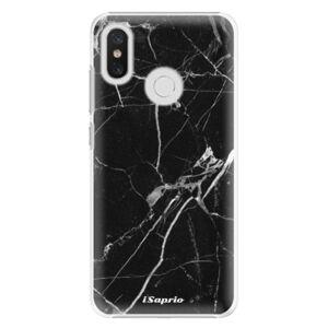 Plastové puzdro iSaprio - Black Marble 18 - Xiaomi Mi 8