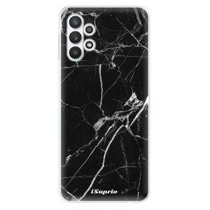Odolné silikónové puzdro iSaprio - Black Marble 18 - Samsung Galaxy A32 5G