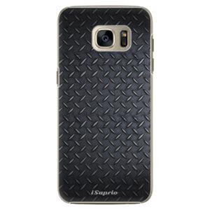 Plastové puzdro iSaprio - Metal 01 - Samsung Galaxy S7 Edge