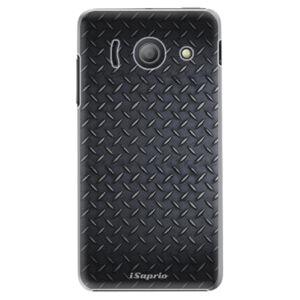 Plastové puzdro iSaprio - Metal 01 - Huawei Ascend Y300