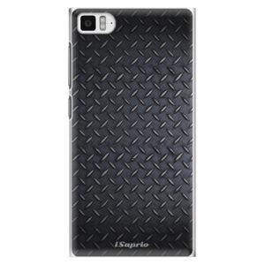 Plastové puzdro iSaprio - Metal 01 - Xiaomi Mi3