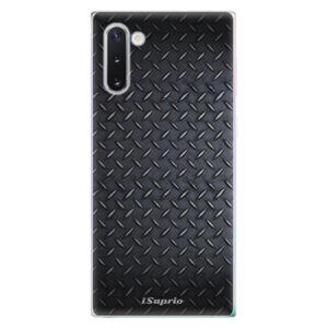 Odolné silikónové puzdro iSaprio - Metal 01 - Samsung Galaxy Note 10