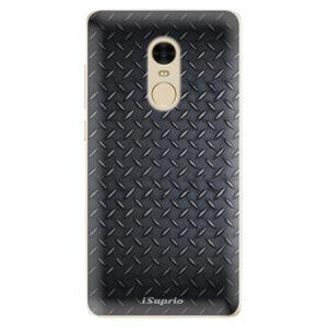 Odolné silikónové puzdro iSaprio - Metal 01 - Xiaomi Redmi Note 4
