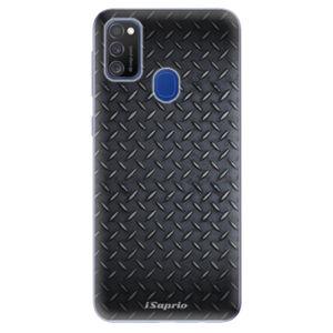 Odolné silikónové puzdro iSaprio - Metal 01 - Samsung Galaxy M21
