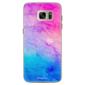 Plastové puzdro iSaprio - Watercolor Paper 01 - Samsung Galaxy S7 Edge