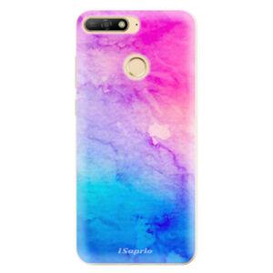Odolné silikónové puzdro iSaprio - Watercolor Paper 01 - Huawei Y6 Prime 2018