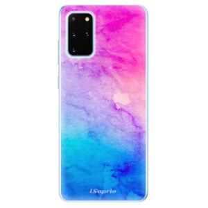 Odolné silikónové puzdro iSaprio - Watercolor Paper 01 - Samsung Galaxy S20+
