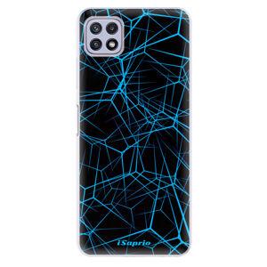 Odolné silikónové puzdro iSaprio - Abstract Outlines 12 - Samsung Galaxy A22 5G