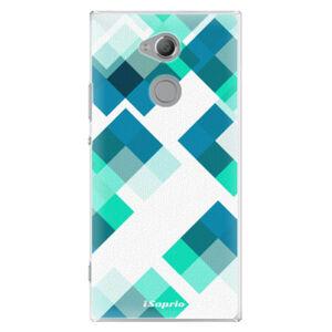 Plastové puzdro iSaprio - Abstract Squares 11 - Sony Xperia XA2 Ultra