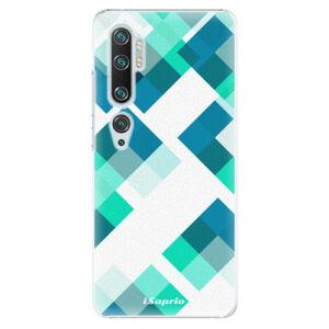 Plastové puzdro iSaprio - Abstract Squares 11 - Xiaomi Mi Note 10 / Note 10 Pro