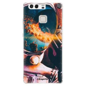 Silikónové puzdro iSaprio - Astronaut 01 - Huawei P9