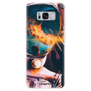 Odolné silikónové puzdro iSaprio - Astronaut 01 - Samsung Galaxy S8