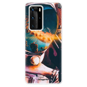 Odolné silikónové puzdro iSaprio - Astronaut 01 - Huawei P40 Pro