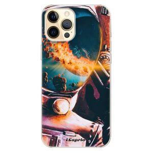 Odolné silikónové puzdro iSaprio - Astronaut 01 - iPhone 12 Pro Max