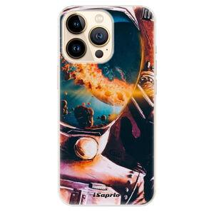 Odolné silikónové puzdro iSaprio - Astronaut 01 - iPhone 13 Pro Max