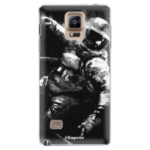 Plastové puzdro iSaprio - Astronaut 02 - Samsung Galaxy Note 4