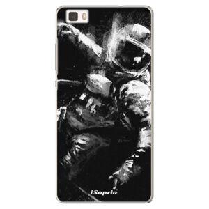 Plastové puzdro iSaprio - Astronaut 02 - Huawei Ascend P8 Lite