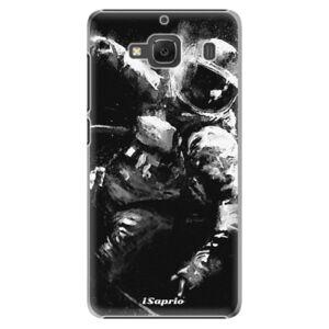 Plastové puzdro iSaprio - Astronaut 02 - Xiaomi Redmi 2