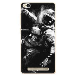 Plastové puzdro iSaprio - Astronaut 02 - Xiaomi Redmi 3
