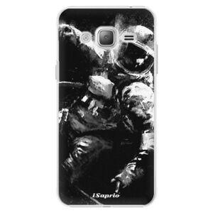 Plastové puzdro iSaprio - Astronaut 02 - Samsung Galaxy J3