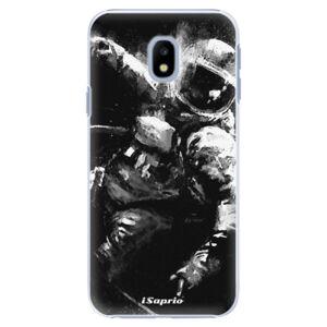 Plastové puzdro iSaprio - Astronaut 02 - Samsung Galaxy J3 2017