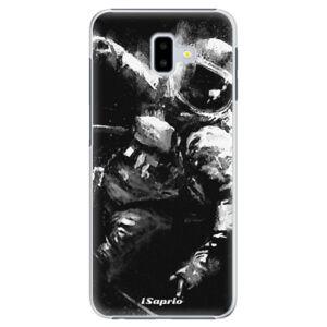 Plastové puzdro iSaprio - Astronaut 02 - Samsung Galaxy J6+