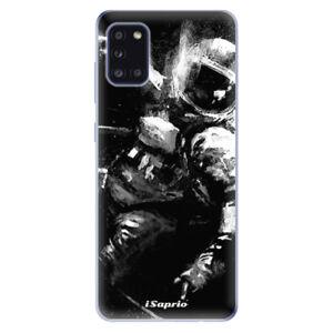 Odolné silikónové puzdro iSaprio - Astronaut 02 - Samsung Galaxy A31