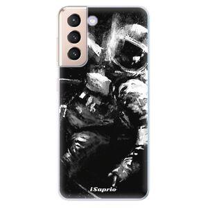 Odolné silikónové puzdro iSaprio - Astronaut 02 - Samsung Galaxy S21