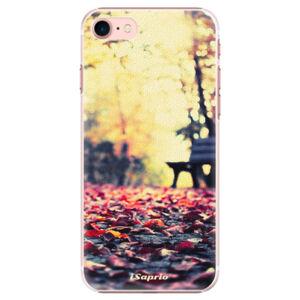 Plastové puzdro iSaprio - Bench 01 - iPhone 7