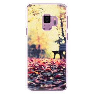Plastové puzdro iSaprio - Bench 01 - Samsung Galaxy S9