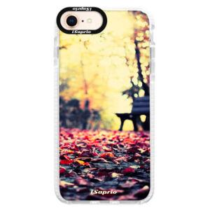 Silikónové púzdro Bumper iSaprio - Bench 01 - iPhone 8