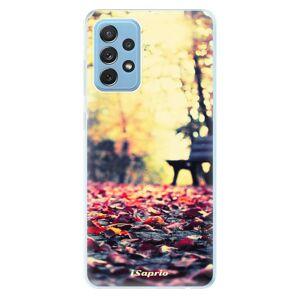 Odolné silikónové puzdro iSaprio - Bench 01 - Samsung Galaxy A72