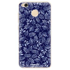 Plastové puzdro iSaprio - Blue Leaves 05 - Xiaomi Redmi 4X