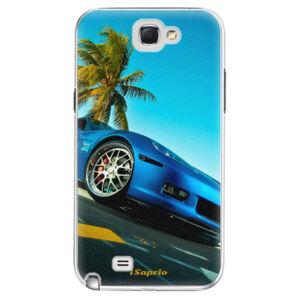 Plastové puzdro iSaprio - Car 10 - Samsung Galaxy Note 2
