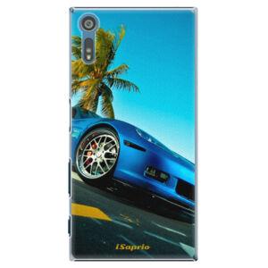 Plastové puzdro iSaprio - Car 10 - Sony Xperia XZ
