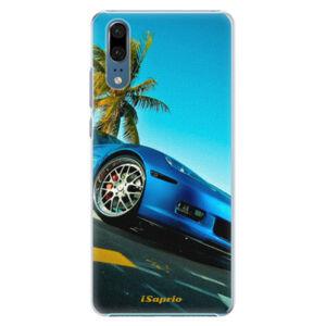 Plastové puzdro iSaprio - Car 10 - Huawei P20