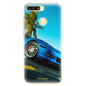 Plastové puzdro iSaprio - Car 10 - Huawei Honor 7A